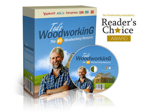 TedsWoodworking.com 16,000 Plans - #1 On Home & Garden Category!