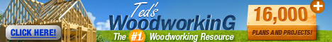 Free Woodworking Plans Shed : Ted's Woodworking Plans   Woodworking Wupplies   Review