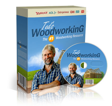 Ted's Woodworking Plans and Projects