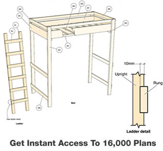 furniture making plans woodworking ideas patterns designs