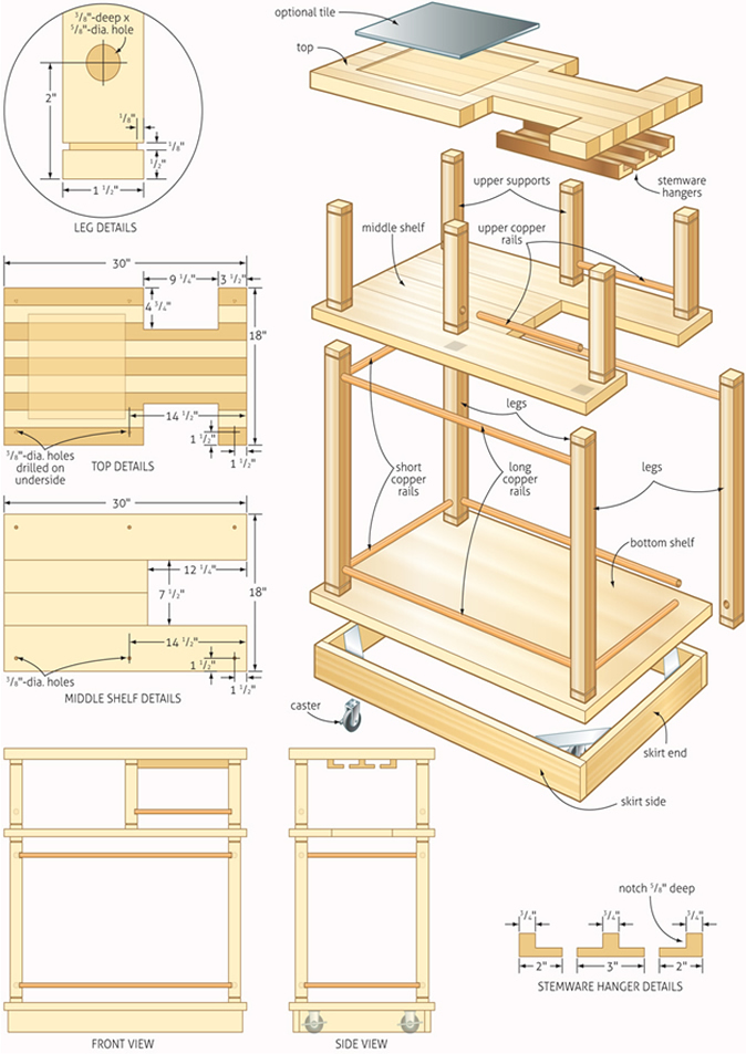 16,000 Woodworking Plans & Projects - Ted Mcgrath ...