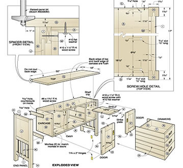 wood projects plans