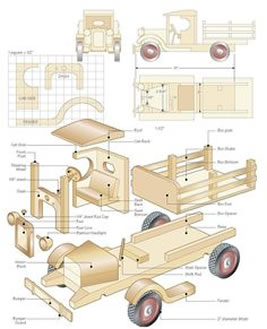easy free woodworking plans
