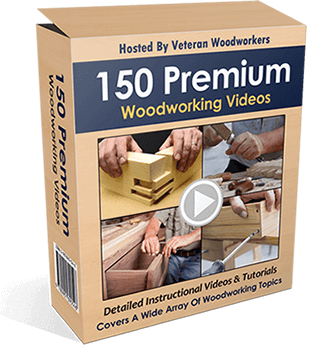 150 woodworking videos