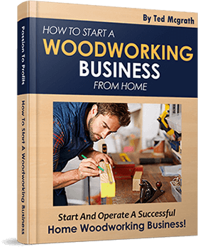 how to start a woodworking business