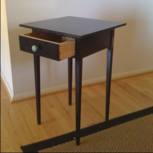 shaker table woodworking