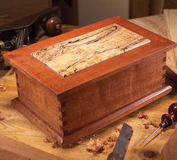 small craft box woodworking plan
